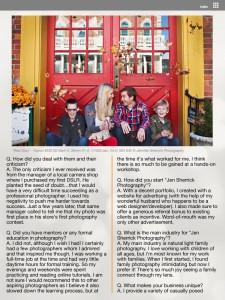 Interview with Jennifer Sherrick page 2