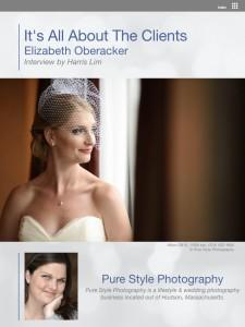 Interview With Elizabeth Oberacker 1
