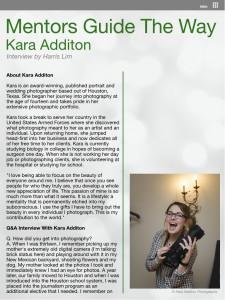 Interview With Kara Additon 1